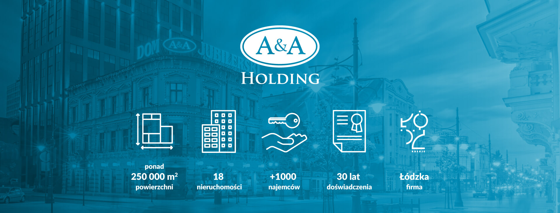 Opis A&A Holding