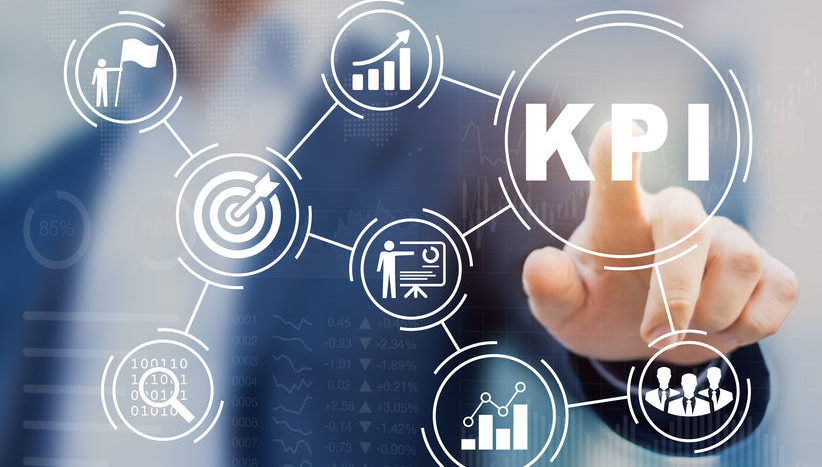 Wskaźniki KPI w magazynie