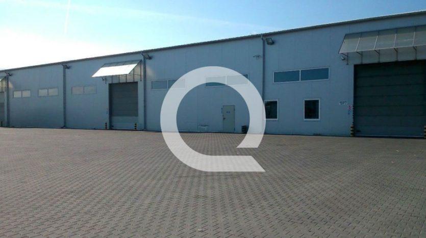Hala na wynajem 1 500 m2 - Gdańsk, Magnacka