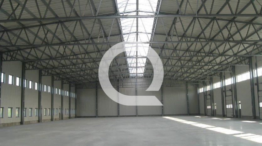 Hala na wynajem 2 000 m2