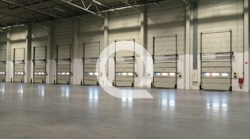 Hala na wynajem 1 000 m2 - Gdańsk Kowale
