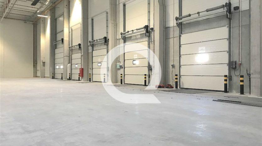 Hala na wynajem 3 550 m2