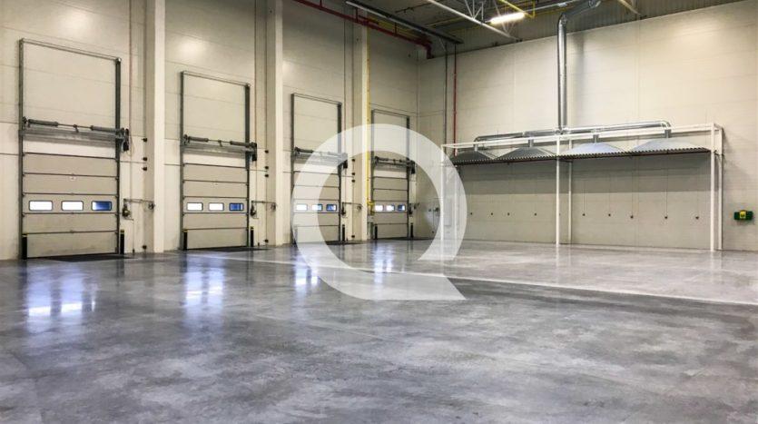 Hala na wynajem 1 350 m2