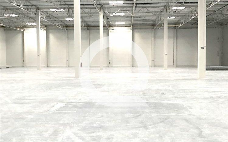 Hala na wynajem 2 430 m2