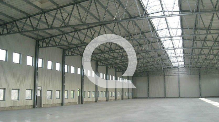 Hala na wynajem 4 000 m2