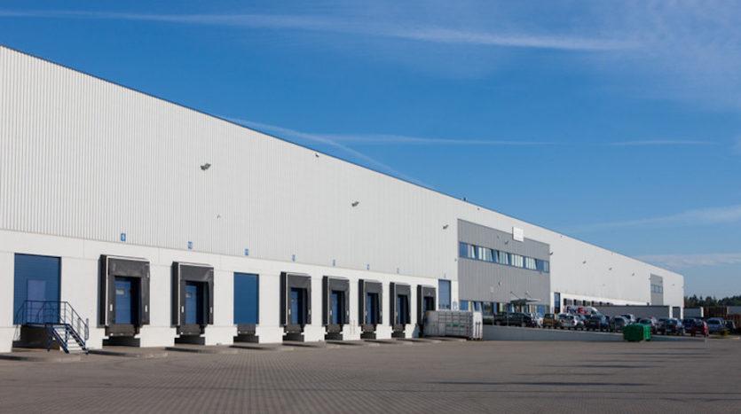 Logicor Poznań I 88 802 m2