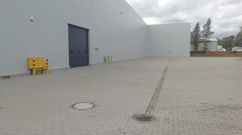 Magazyn na wynajem Poznań Hala I 4 665 m2