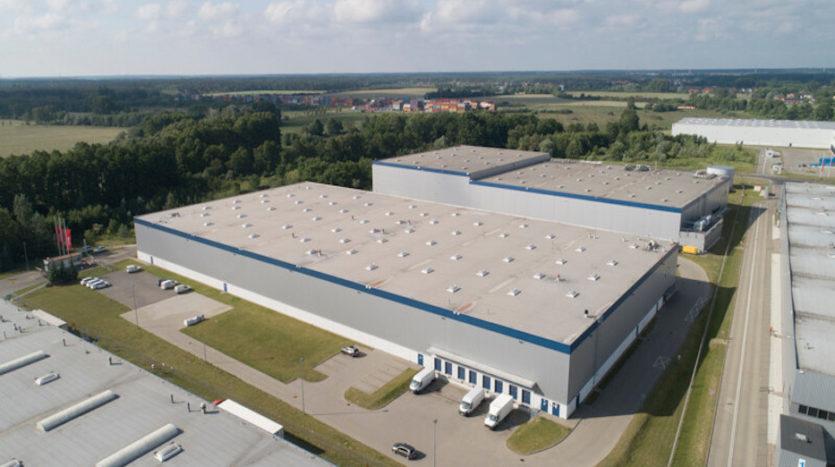 Logicor Poznań II 9 948 m2