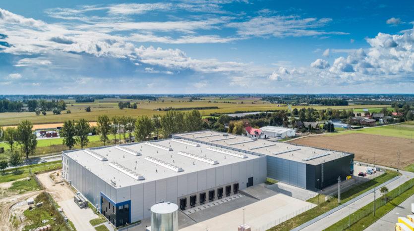 Magazyn na sprzedaż Kostrzyn 4 800 m2