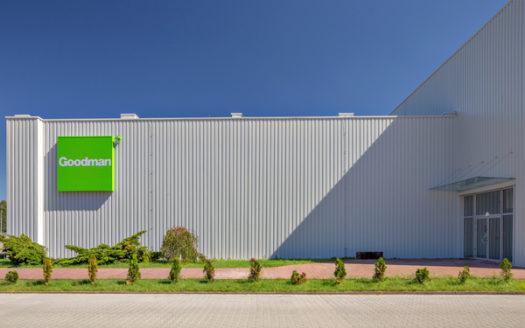 Goodman Poznań Airport Logistics Centre 52 000 m2