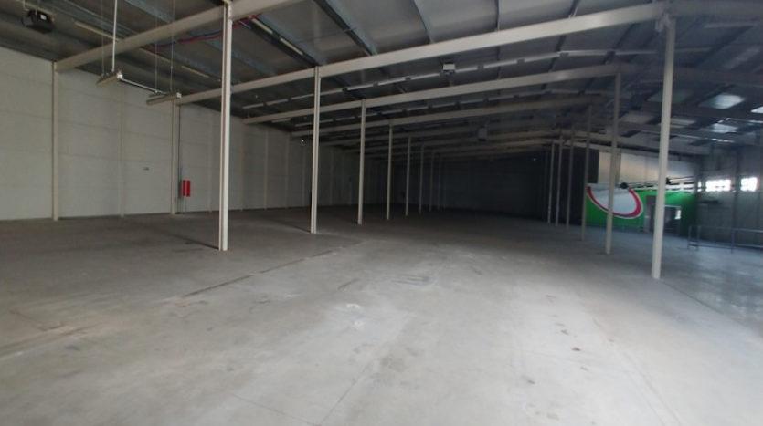 Hala magazynowa 2500 m2