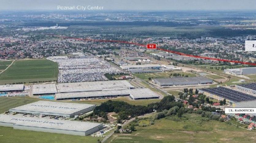 Magazyn na wynajem Panattoni Poznań X 49 000 m2