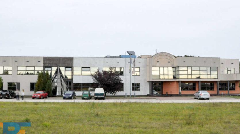 Hala produkcyjno-magazynowa 4 726 m2