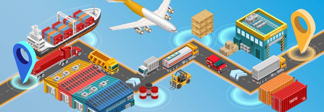 Dostawcy usług logistycznych