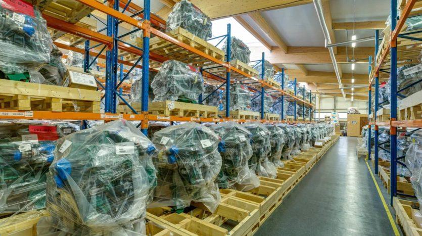 Nowy magazyn klasy A Enterprise Logistics 1