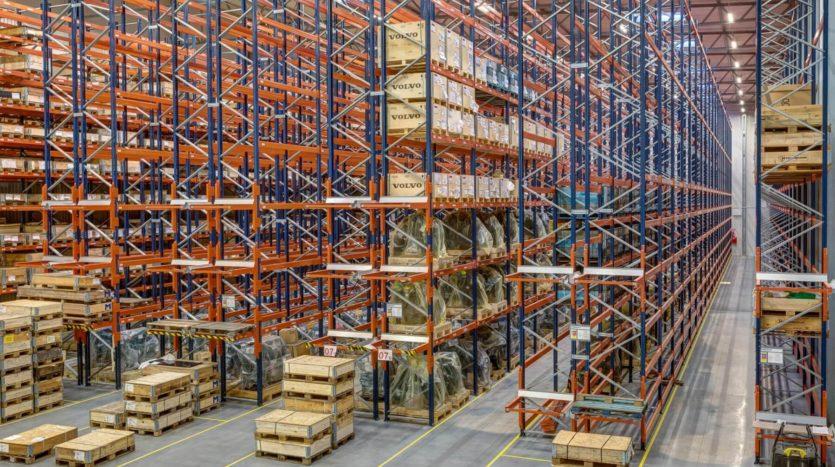 Nowy magazyn klasy A Enterprise Logistics 2