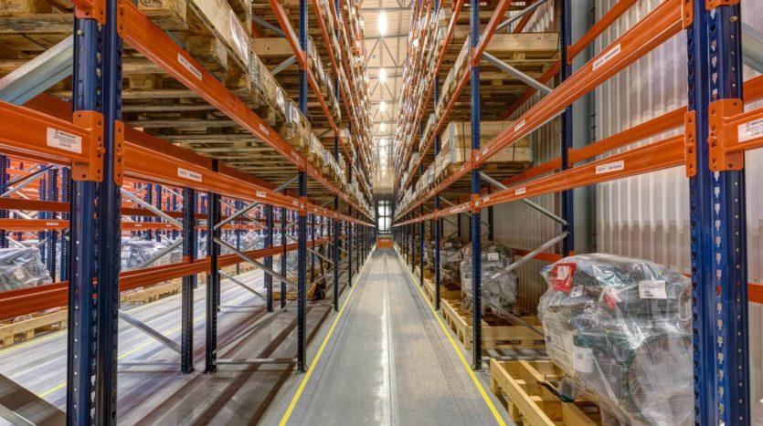Nowy magazyn klasy A Enterprise Logistics 3