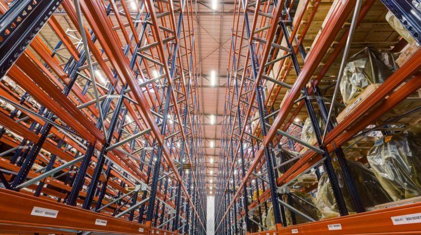 Nowy magazyn klasy A Enterprise Logistics 5