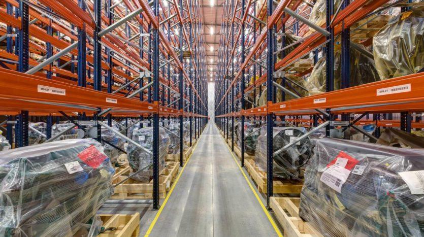 Nowy magazyn klasy A Enterprise Logistics 6