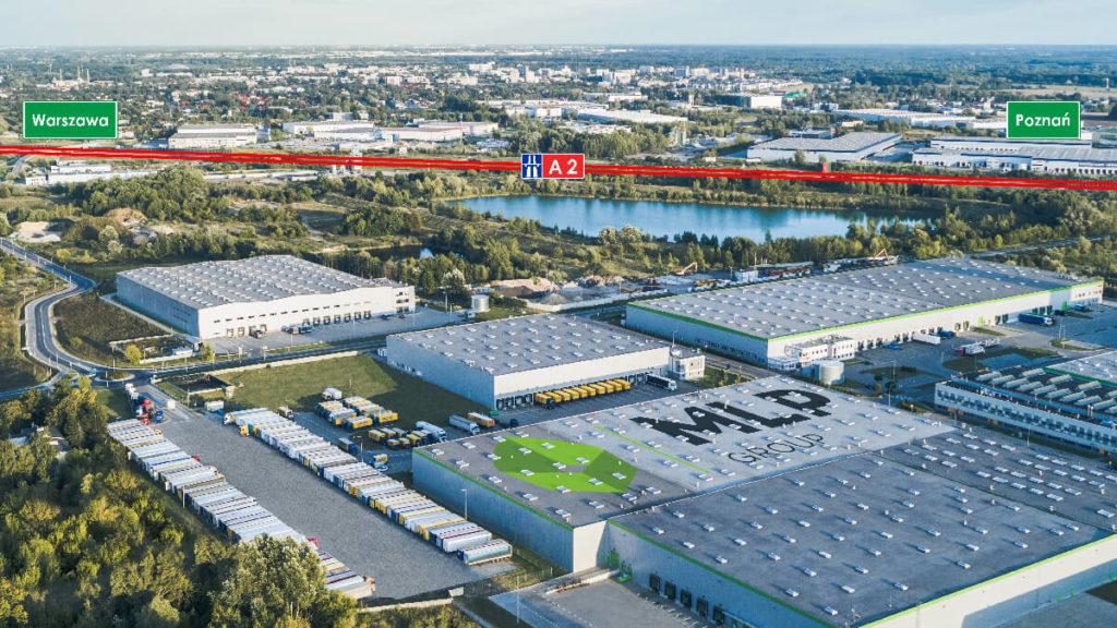 Millenium Logistic Park Pruszków